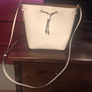 Ralph Lauren Dryden Mini II Vanilla Bucket Bag